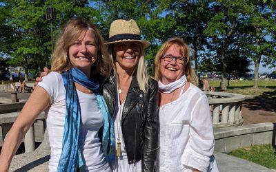 2020 Kundalini Yoga Teacher Training Graduation Picnic – Newburyport, MA
